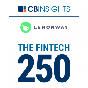 Lemon Way recognized by CB Insights among most promising Fintech